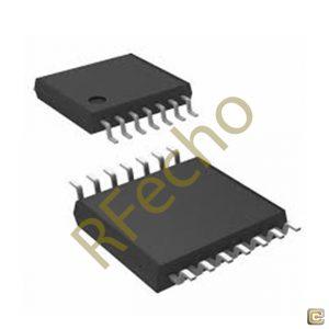 Monolithic Integrated (Dual) Bidirectional Amplifier