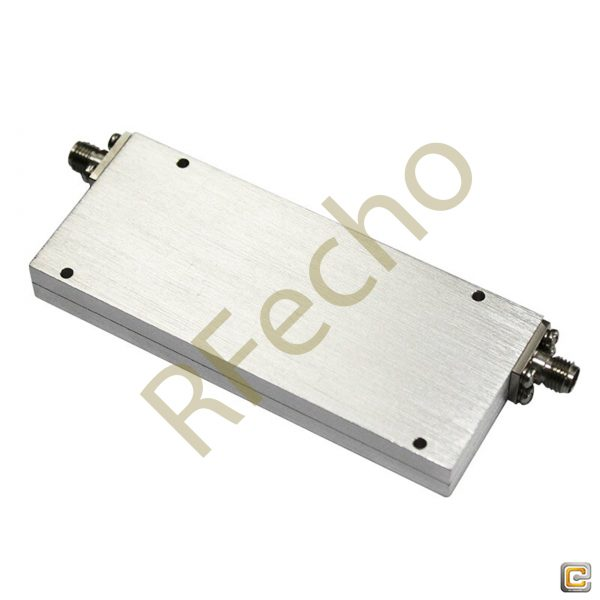 1.25 GHz to 7 GHz Rejection ≥60 dB @ DC -1.04 GHz High Pass Cavity Filter