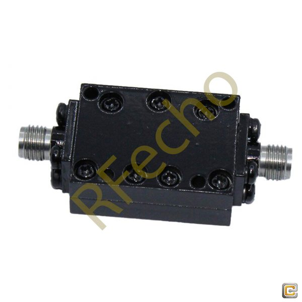 12.5 GHz to 24.5 GHz Rejection ≥60 dB @ DC-11.4 GHz High Pass Cavity Filter