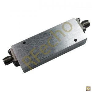 1.5 GHz to 13 GHz Rejection ≥50 dB @ DC-1.0 GHz High Pass Cavity Filter