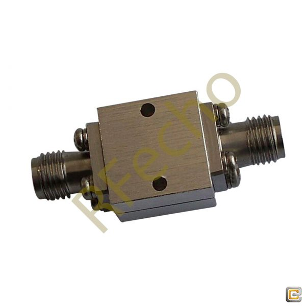 18.0 GHz to 28 GHz Rejection ≥50 dB @ DC - 15 GHz High Pass Cavity Filter