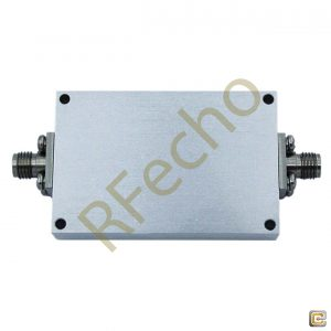 2.6 GHz to 6 GHz Rejection ≥50 dB @ DC -2.3 GHz High Pass Cavity Filter