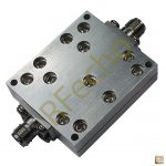 3.0 GHz to 12.5 GHz Rejection ≥50 dB @ DC-2.5GHz High Pass Cavity Filter
