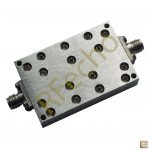 3.0 GHz to 13 GHz Rejection ≥60 dB @ DC-2.5GHz High Pass Cavity Filter