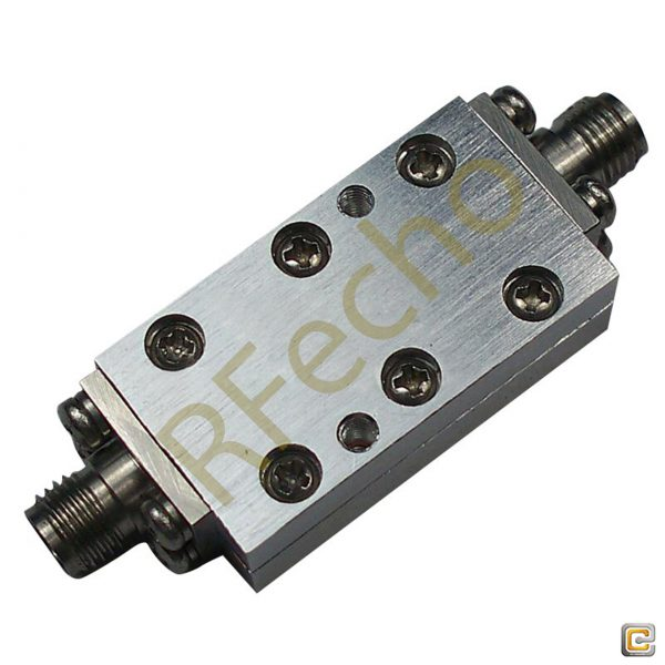 3.0 GHz to 18 GHz Rejection ≥22 dB @ 2.5 GHz High Pass Cavity Filter