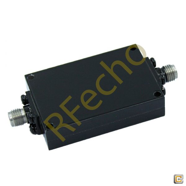 3.25 GHz to 18 GHz Rejection ≥60 dB @ DC -2.83 GHz High Pass Cavity Filter