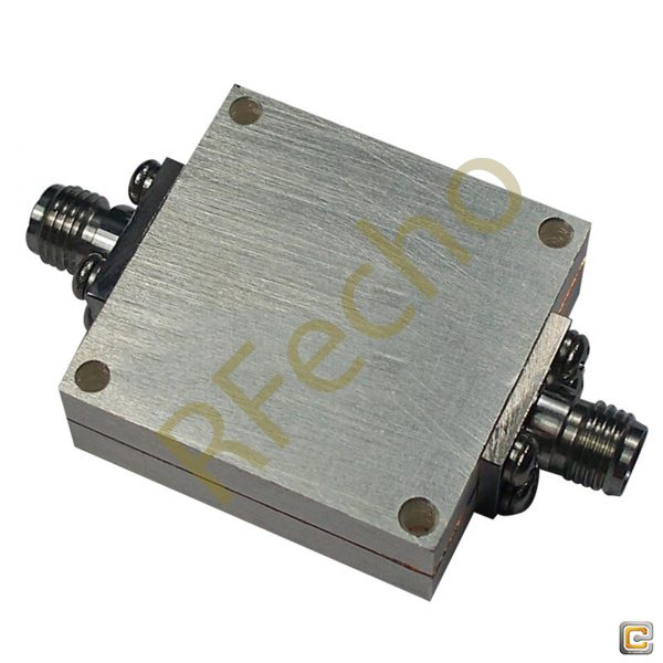6.6 GHz to 18 GHz Rejection ≥45 dB @ DC-5.1 GHz High Pass Cavity Filter