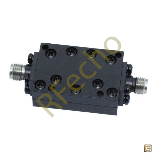 7.0 GHz to 24 GHz Rejection ≥60 dB @ DC -6.3 GHz High Pass Cavity Filter