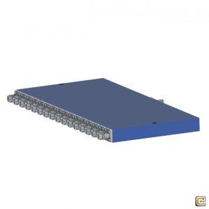 16 Way RF Power Divider