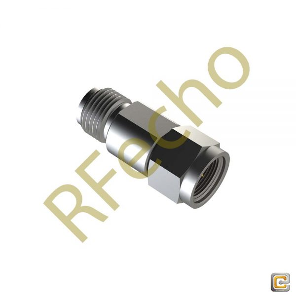 33 GHz, 3.5mm Male to 3.5mm Female, IN Adapters