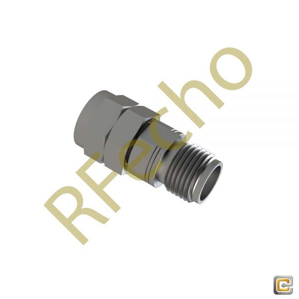 50 GHz, 2.4mm Female to 1.85mm Male, Between Adapters