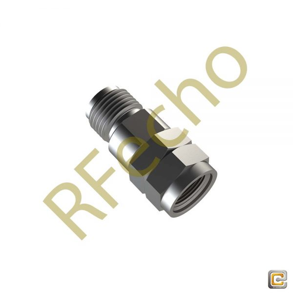 27 GHz, 2.4mm Male to SMA Female, Between Adapters