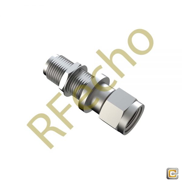 27 GHz, SMA Male to SMA Female, IN Adapters