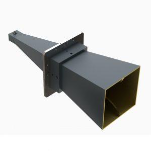 Multi Octave Horn Antenna