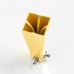 Dual Polarized Horn Antenna