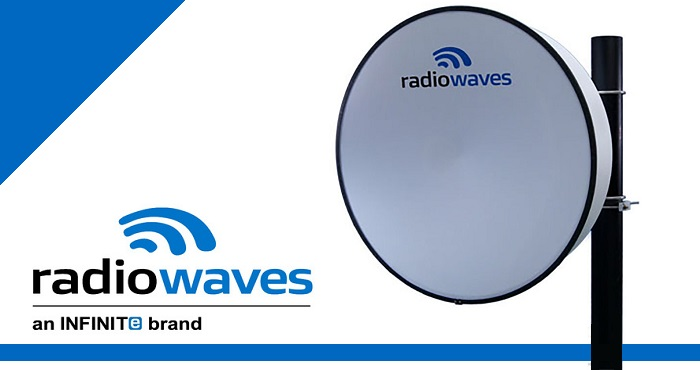 RadioWaves Releases 4.9 to 6 GHz Dual-Polarized Parabolic Antennas