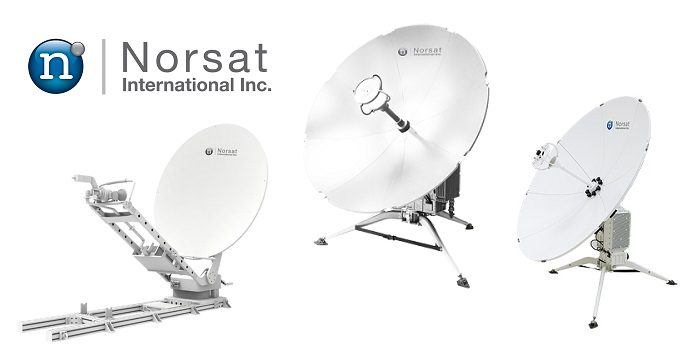 Norsat Introduces Airline Checkable Ka-Band Satellite Terminal