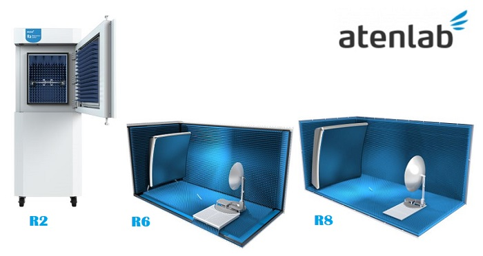 Complete Range Test Systems for OTA Measurement Systems from 1.7 to 110 GHz