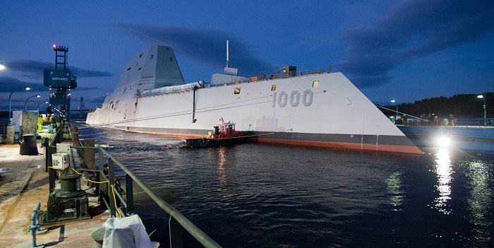 Ball Aerospace to Develop Prototype Antenna for U.S. Navy Guided Missile Destroyers
