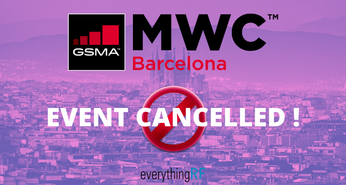 MWC 2020 Cancelled Due to Coronavirus