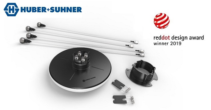 Aesthetically Designed 5G-Ready Indoor Small Cell Antennas