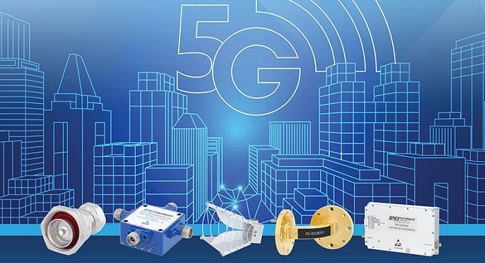 Pasternack Releases Comprehensive Portfolio of 5G RF Solutions