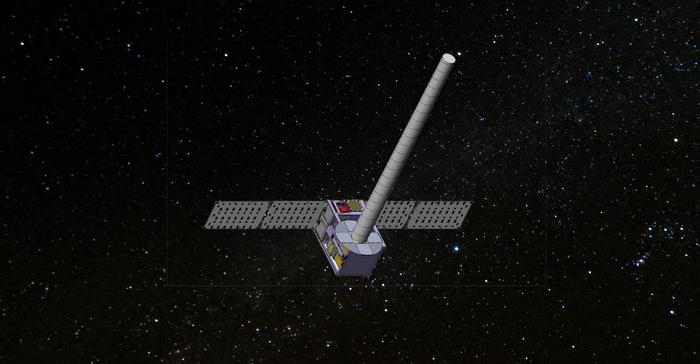 Link 16 Capable L-Band Antenna Developed for Satellite Communication