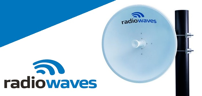 RadioWaves Introduces Parabolic Antennas for the 3.5 GHz CBRS Band
