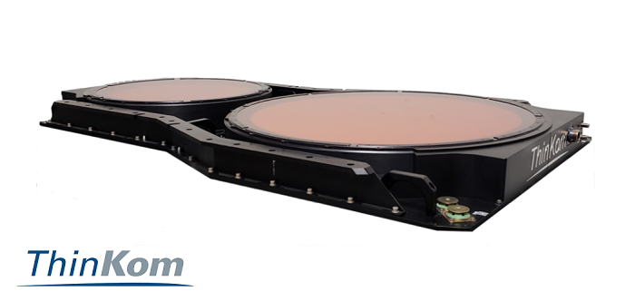 Thinkom's Phased-Array Satellite Antennas Comply with International Non-Interference Rules
