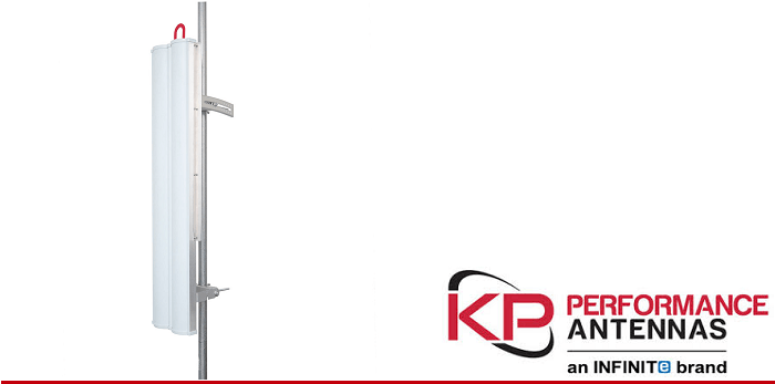 8-Port Dual Polarized Sector Antenna for Backhaul Applications
