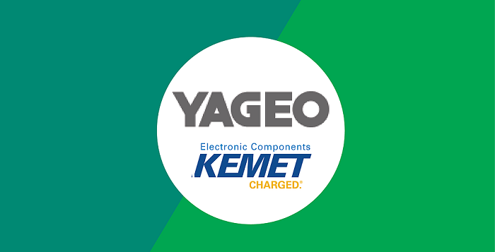 RF Solutions Expert, Yageo, Acquires Global Electronics Supplier, KEMET