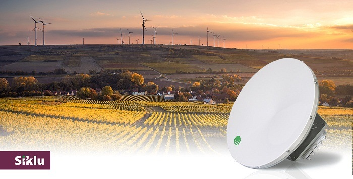 New Dual-Band Backhaul Antenna Provides 10 Gbps at distances upto 10 km