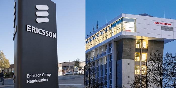 Ericsson Acquires Kathrein's Antenna & Filter Division