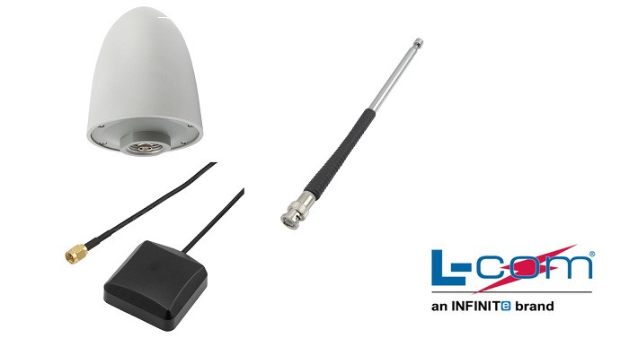 New GPS Timing and UHF Antennas for the Mobile Wireless Market