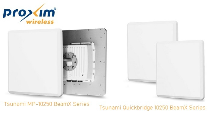 Proxim Wireless Unveils New Backhaul Radios Based on Beam Steering Technology