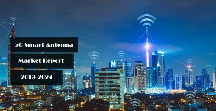 Switched Multi-Beam Portion of 5G Smart Antenna Market to Reach $3.1 Billion by 2024