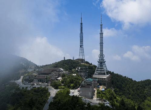 RFS Deploys the Highest Power Broadcast Antennas in China