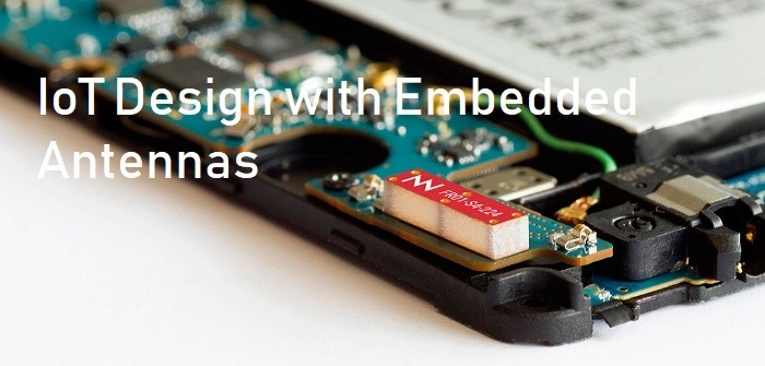 Learn How to Design IoT Devices with Embedded Antennas at EuMW 2019