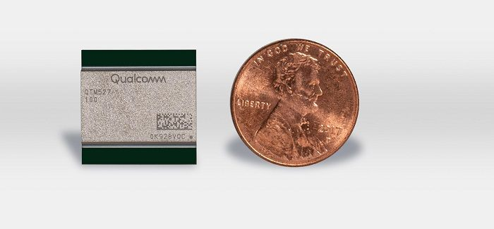 Qualcomm Introduces mm-Wave Antenna Module for its Snapdragon 5G Chipset