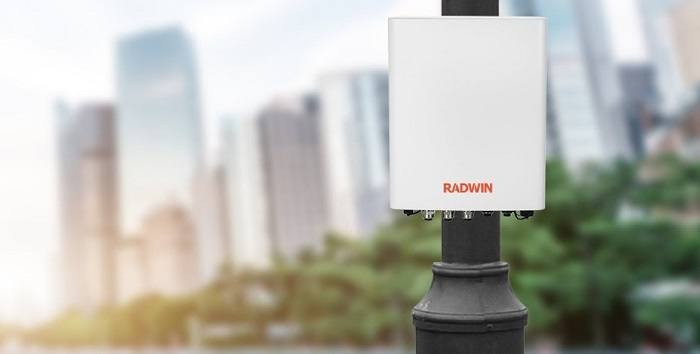 RADWIN Showcases Dual-Carrier 5 GHz Beamforming Solution at WISPAPALOOZA