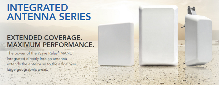 Persistent Systems Releases New Integrated Antennas for Mobile Ad-hoc Networks