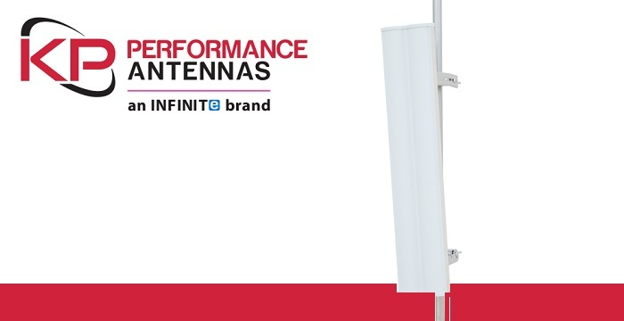 Dual-Band, 8-Port Sector Antennas for Backhaul Applications from 2.3 GHz to 6.4 GHz