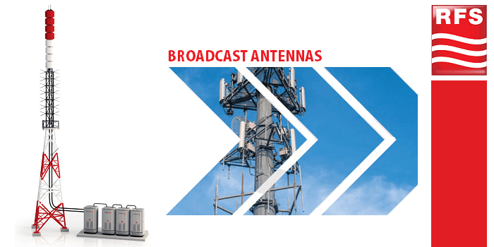 RFS Launches Elliptical Broadband Antenna for the US Broadcasting Industry