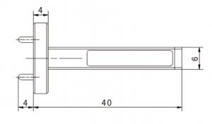 50GHz-75GHz ,VSWR(Max):1.06,  Waveguide Load   82503