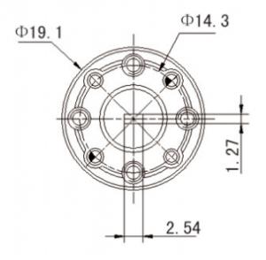 75GHz-110GHz ,VSWR(Max):1.065,  Waveguide Load   82504