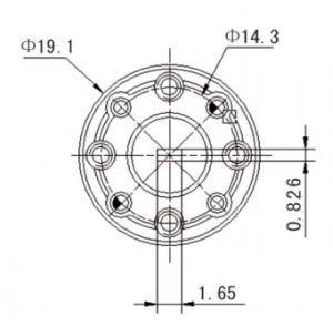 110GHz-170GHz ,VSWR(Max):1.06,  Waveguide Load   82505