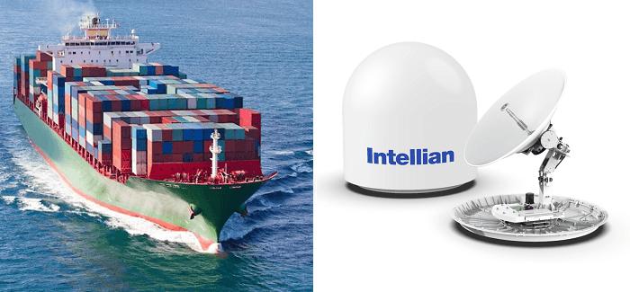 Intellian Unveils Advanced 1m Ka/Ku Band Maritime VSAT Antenna Terminal