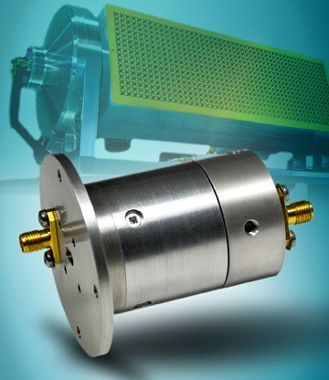 New Ka-band Satcom-on-the-Move Antenna System Uses Link Microtek's Rotary Joint