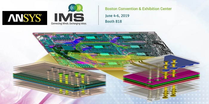 ANSYS to Showcase its Simulation Software for RF & Microwave Components at IMS 2019