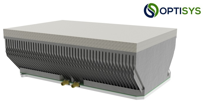 Optisys Introduces First Metal 3D Printed Hybrid Phased-Array Antenna for SATCOM